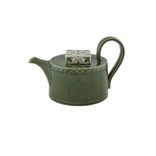 TEA POT, GREEN