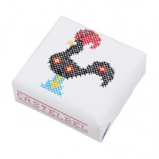 EMBROIDERY ROOSTER SOAP 150G