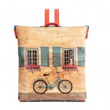 CORK BACKPACK 3 IN 1- BICYCLE