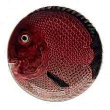 FRUIT PLATE - 18,5 CM, FISH