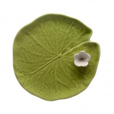 FLAT PLATE, WATER LILLY