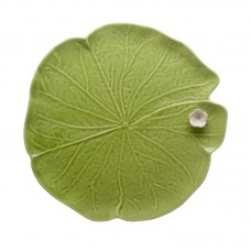FLAT PLATE WATER LILLY, LARGE