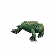 SMALL SITTING FROG 7 CM