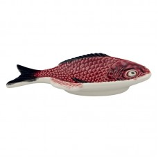 OLIVE PLATE, FISH
